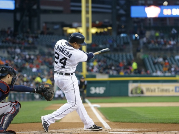 Cabrera has absolutely destroyed Starter Phil Hughes in his career, - with 6 Bolts in just 43 AB. He and the Tigers take their road act to Target Field again tonight. Last evening they scored 10 runs for the 1st time all season. i would not be surprised to see them turn the feat again tonight. The Tigers are also not overpriced yet as they have struggled most of the year. They are the top stacking option lineup all night.