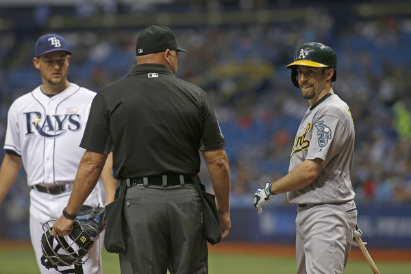 Oakland+Athletics+v+Tampa+Bay+Rays+JbG0dwgUR1Cl