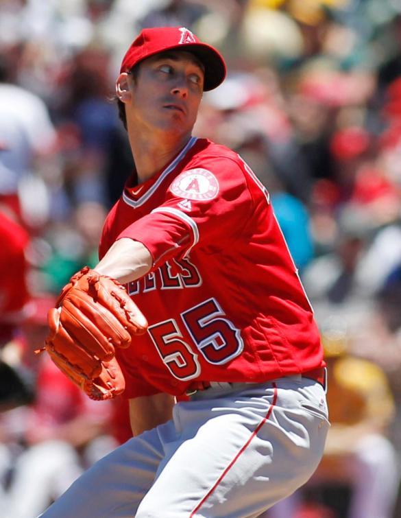 Angels Athletics Baseball