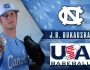 Exclusive Interview With 2017 Draft Prospect and UNC Tar Heel, J.B. Bukauskas