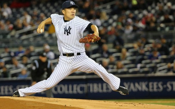 If Tanaka stays with Yankees beyond his opt out clause option following this season's end - he will earn $22 MIL per year from 2018 - 2020 still. $66 MIL doesn't seem like much to hold him back from doing just that - however the partially torn UCL in his throwing arm may cause enough concern for him to hit the open market. Should Tanaka choose to be a Free Agent it is a guarantee that New York will fork over the dough to sign the best Starting Pitcher on the Free Agent class.