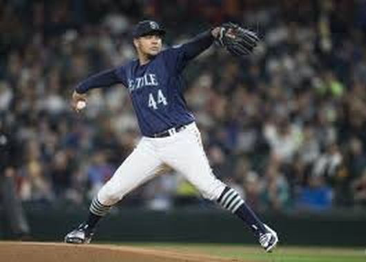 Taijuan Walker was picked in the 1st round of the 2010 Amateur Draft by the Mariners. He, along with James Paxtpn, were supposed to take the next step as a starter to round out the Starting Staff behind King Felix. Walker has put forth a 22 -22 record with a 4.18 ERA in 357..2 Frames during his MLB Career thus far.