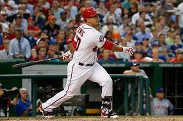 Wilson Ramos was in heavy NL MVP consideration in the 2st half off 2016 - .330.382/.546 - with 14 HRs and 48 RBI for his 1st 68 Games Played before he slowed down a bit in the 2nd half before tearing his ACL (for the 2nd time of his Carrer) in the last weekend of the regualr season