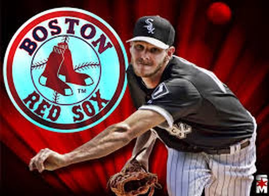 We will be delving a lot more into all team payrolls on the MLB Reports as part of our regular features from now on. One of the things that I have been thinking about a lot is the Red Sox Payroll. I wonder if they shouldn't just extend Chris Sale for an additional 3 years. Yes it is risky with a guy who throws with a whipping motion, but you have a lot to consider on this. First you could offer him a 3 Year deal extension worth about $90 MIL total. It would be an awesome move to align Sale on the same years of service with David Price. IMAGE by Sports Mockery
