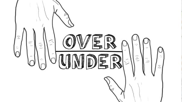 over-under
