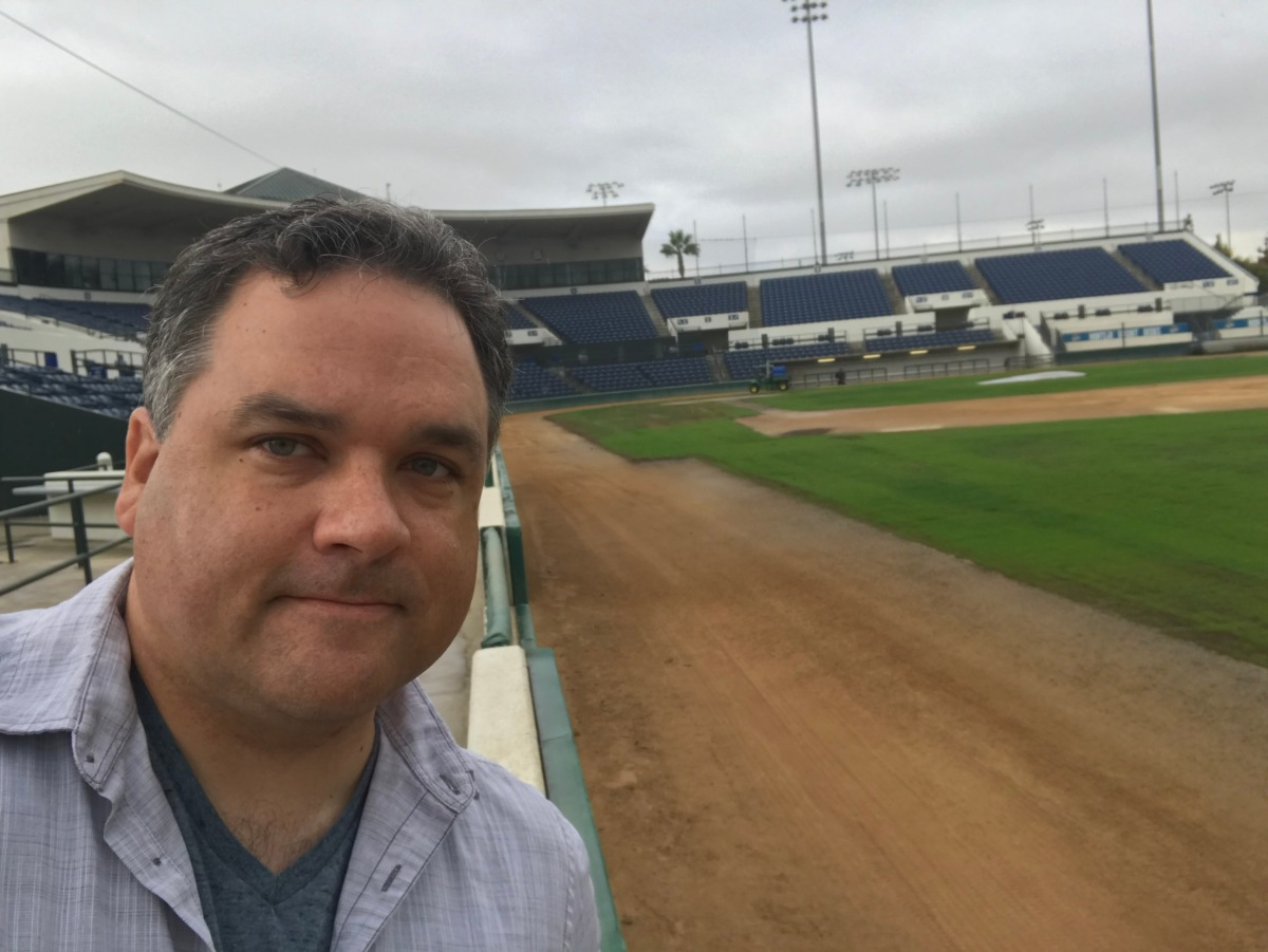Sully Baseball Podcast - Talking Dodgers at the home of the Rancho Cucamonga Quakes - October 20, 2017