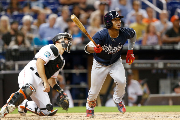 Ozzie+Albies+Atlanta+Braves+Vs+Miami+Marlins+MezosSTnug2l