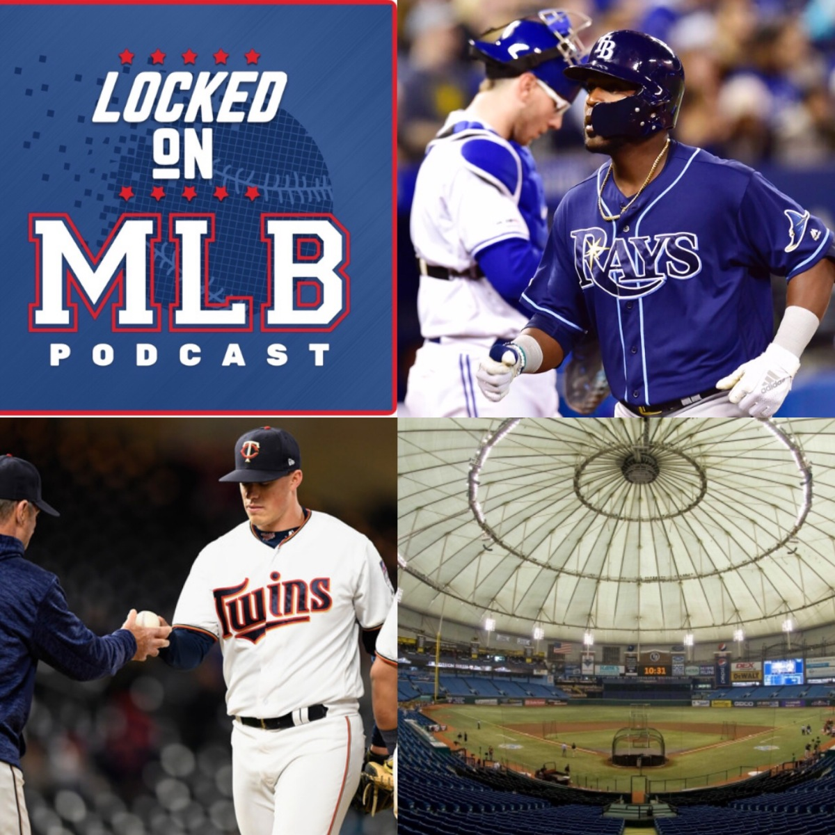 Shaky Bullpens and Rays of Hope - @LockedOnMLB for April 22, 2019