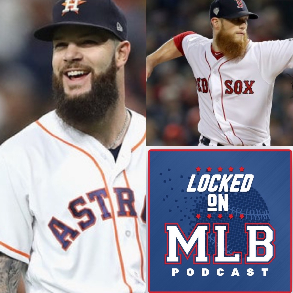 Depleted Pitching Staffs Need Reinforcements - @lockedonmlb Podcast for April 17, 2019
