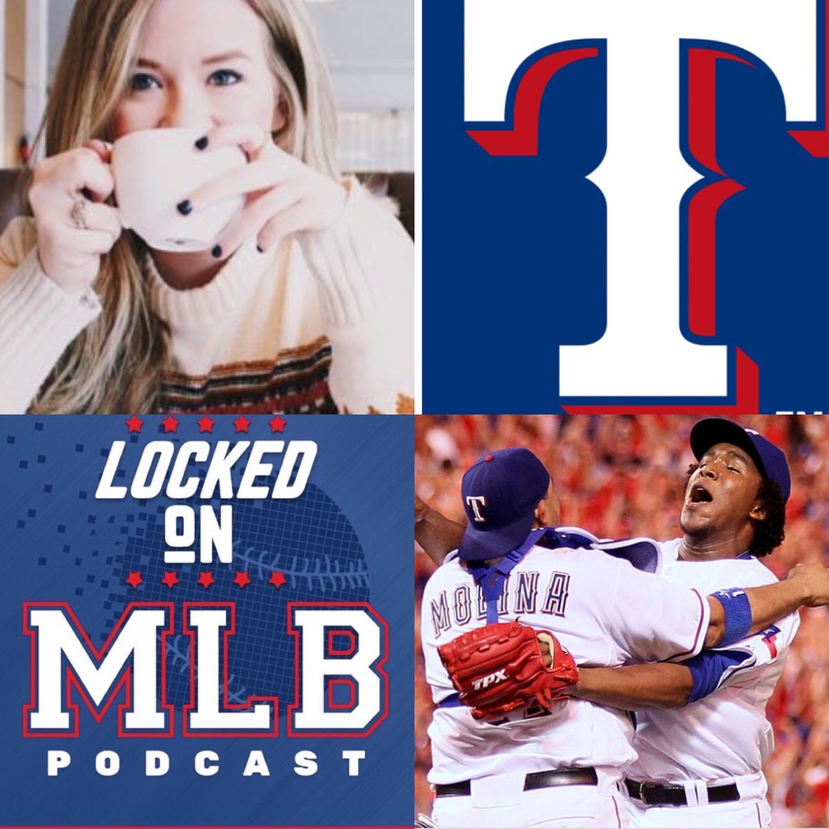 New @lockedonmlb Podcast - @morganprice and the Underrated Pain of Texas Rangers Fandom