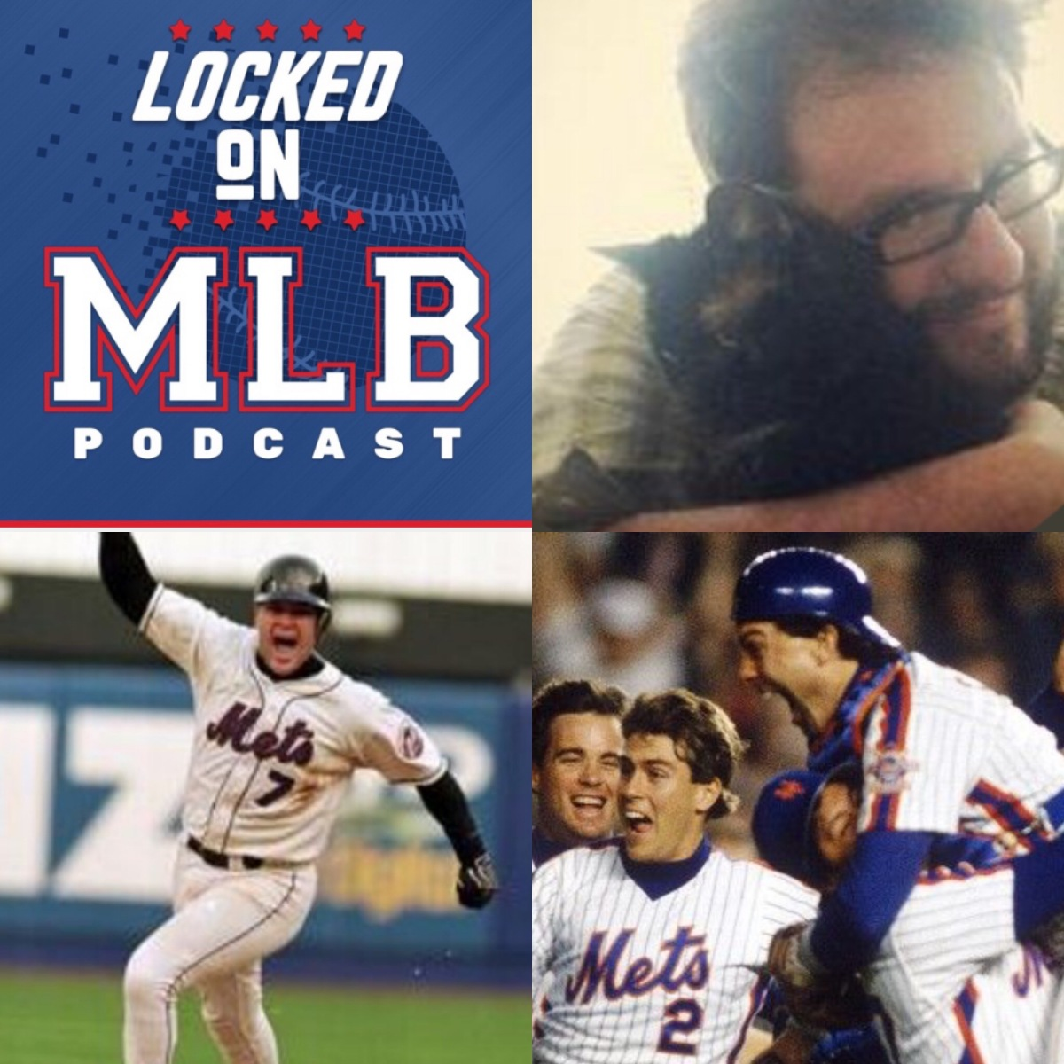 Comedian Liam McEneaney and Met Fandom - Locked On MLB - May 22, 2019