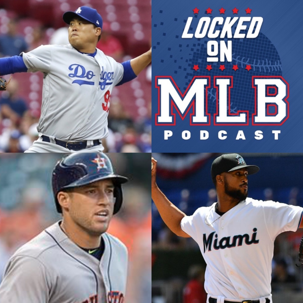 The West Has Been Won While the East Is a Mess - Locked On MLB Podcast, May 20, 2019