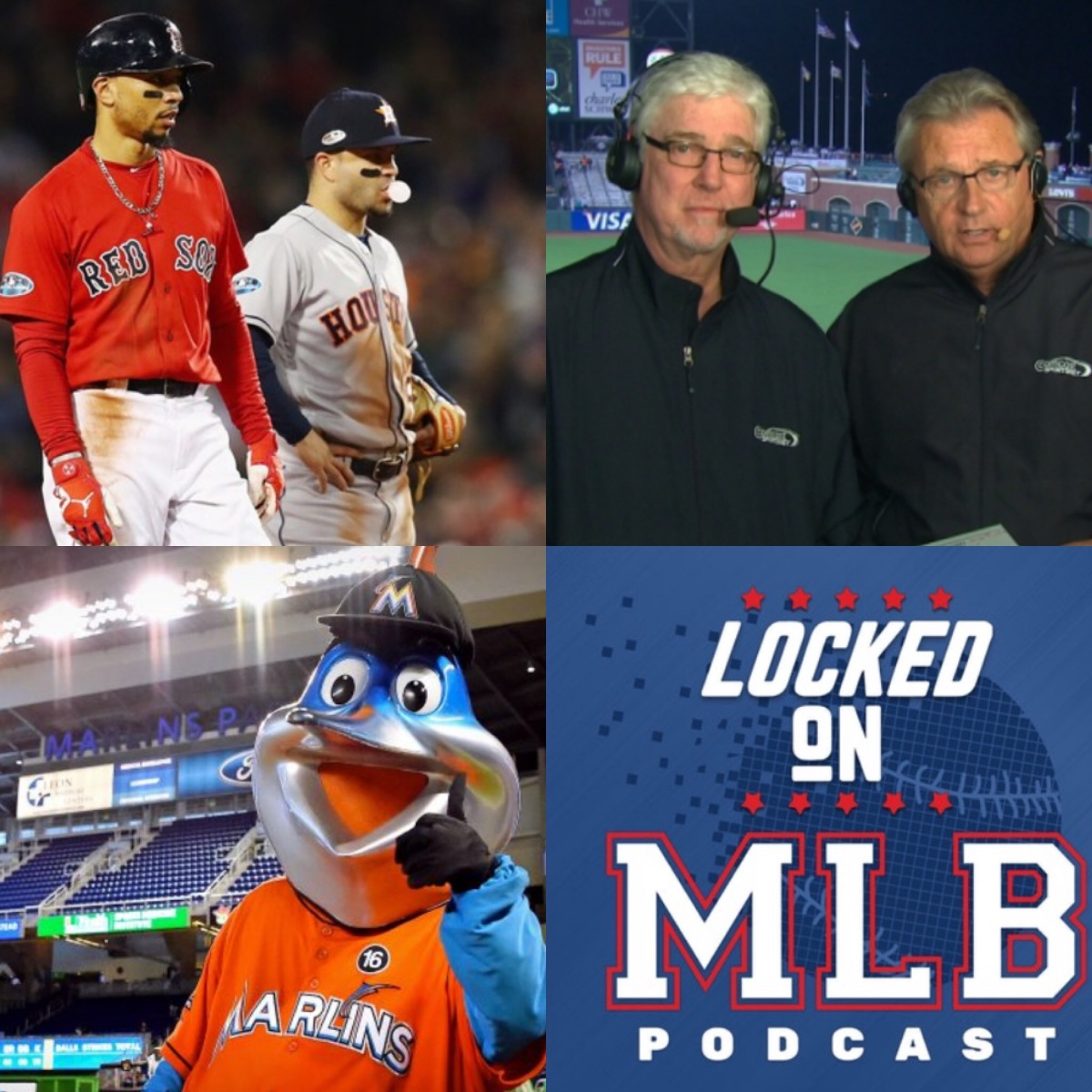 Big Weekend Series Ahead and Answering Tweets About Broadcasters and Marlins -  Locked On MLB for May 17, 2019