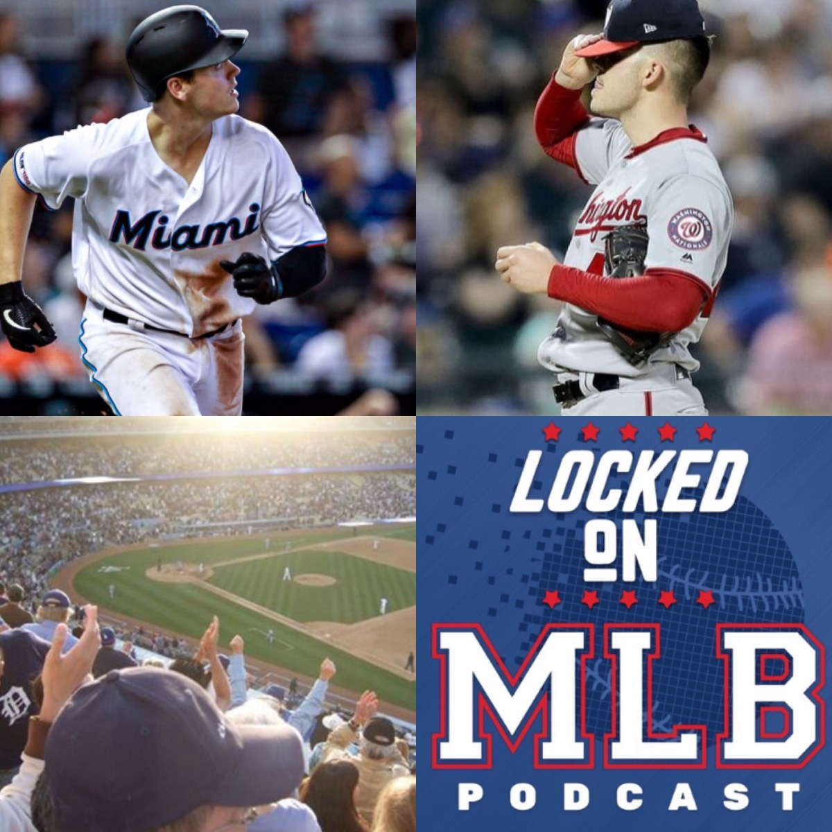 Baseball For Lunch -Locked On MLB - May 23, 2019