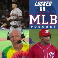 Hanging Out and Watching Binary Baseball: Locked On MLB - August 19, 2019