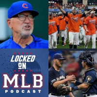 Surging Brewers and Joe Maddon's Fate: Locked on MLB - September 23, 2019 ( @lockedonmlb )